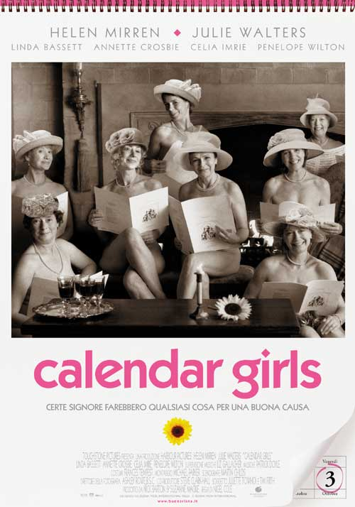 Foto Calendar girls Film, Serial, Recensione, Cinema