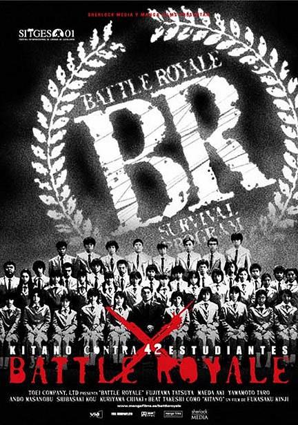 Foto Battle Royale Film, Serial, Recensione, Cinema
