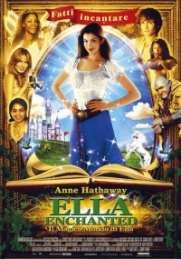 Foto Ella enchanted - Il magico mondo di Ella Film, Serial, Recensione, Cinema