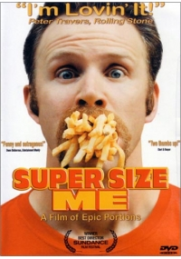 Foto Super Size Me Film, Serial, Recensione, Cinema
