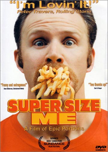 Foto Super Size Me Film, Serial, Recensione, Cinema
