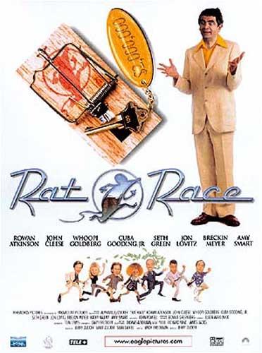 Foto Rat race  Film, Serial, Recensione, Cinema