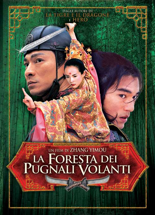Foto La foresta dei pugnali volanti Film, Serial, Recensione, Cinema
