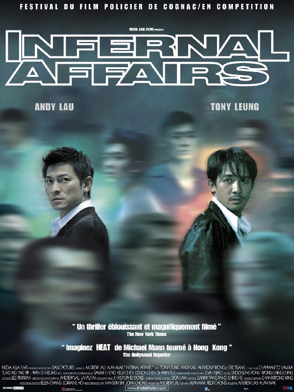 Foto Infernal affairs Film, Serial, Recensione, Cinema