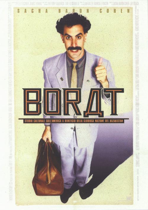 Foto Borat - Studio culturale sull'America a beneficio della gloriosa nazione del Kazakistan Film, Serial, Recensione, Cinema