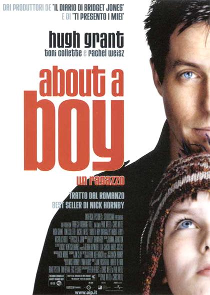 Foto About a boy - Un ragazzo Film, Serial, Recensione, Cinema