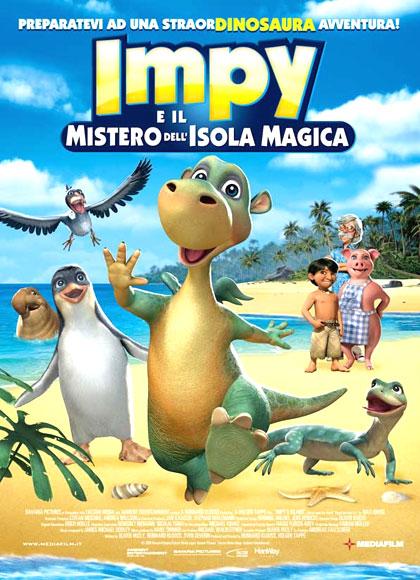 Foto Impy e il mistero dell'isola magica Film, Serial, Recensione, Cinema