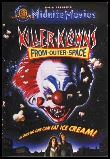Foto Killer klowns  from outer space Film, Serial, Recensione, Cinema