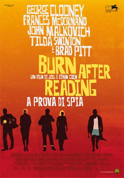 Foto Burn after reading - A prova di spia Film, Serial, Recensione, Cinema