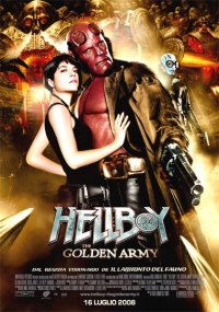 Foto Hellboy - The Golden Army Film, Serial, Recensione, Cinema