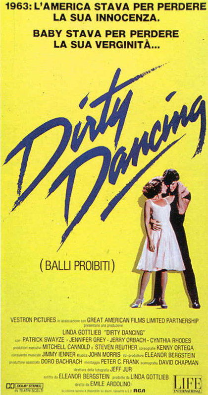 Foto Dirty dancing - Balli proibiti Film, Serial, Recensione, Cinema