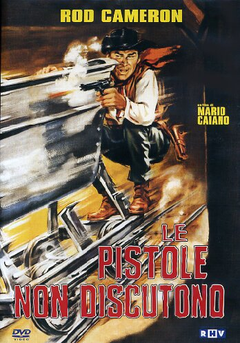 Foto Le Pistole Non Discutono Film, Serial, Recensione, Cinema