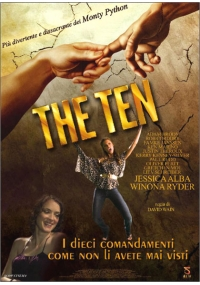 Foto The Ten - I dieci comandamenti come non li avete mai visti  Film, Serial, Recensione, Cinema