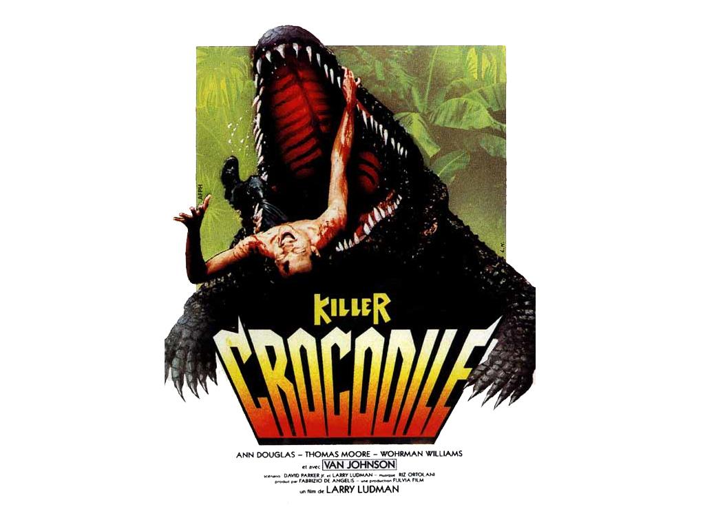 Foto Killer Crocodile Film, Serial, Recensione, Cinema