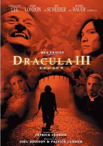 Foto Dracula III : Il Testamento Film, Serial, Recensione, Cinema