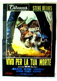 Foto Vivo Per la Tua Morte Film, Serial, Recensione, Cinema