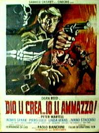 Foto Dio Li Crea... Io Li Ammazzo! Film, Serial, Recensione, Cinema