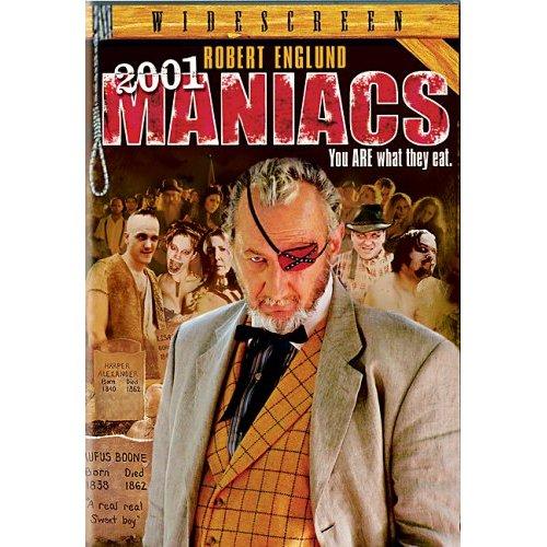Foto 2001 Maniacs Film, Serial, Recensione, Cinema