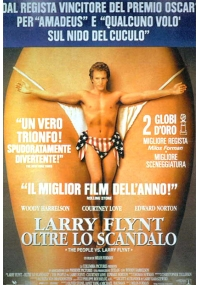 Foto Larry Flynt - Oltre lo scandalo Film, Serial, Recensione, Cinema