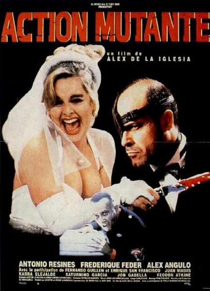 Foto Azione mutante Film, Serial, Recensione, Cinema