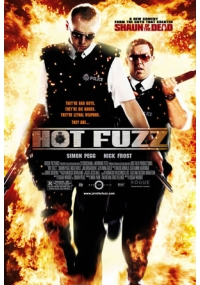 Foto Hot Fuzz Film, Serial, Recensione, Cinema