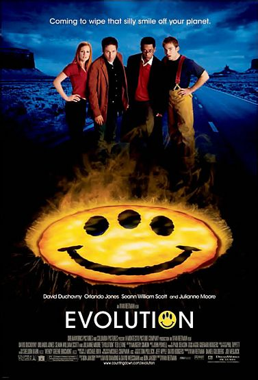 Foto Evolution  Film, Serial, Recensione, Cinema