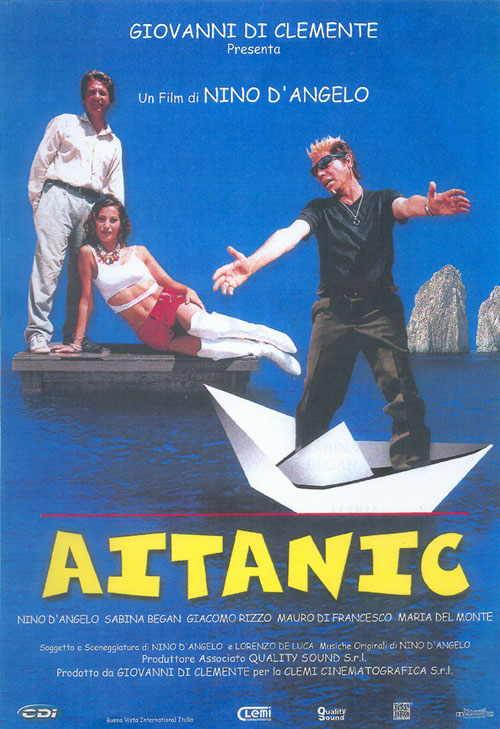 Foto Aitanic Film, Serial, Recensione, Cinema