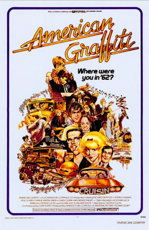Foto American Graffiti Film, Serial, Recensione, Cinema
