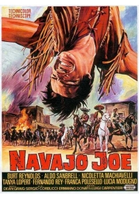 Foto Navajo Joe Film, Serial, Recensione, Cinema