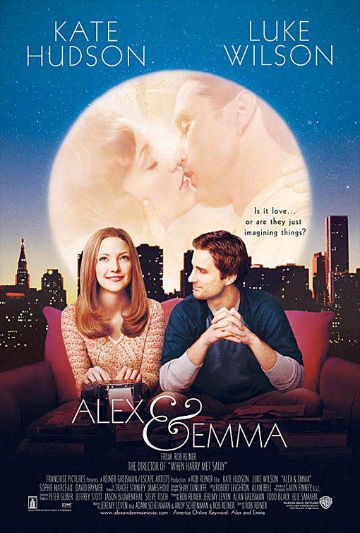 Foto Alex & Emma  Film, Serial, Recensione, Cinema