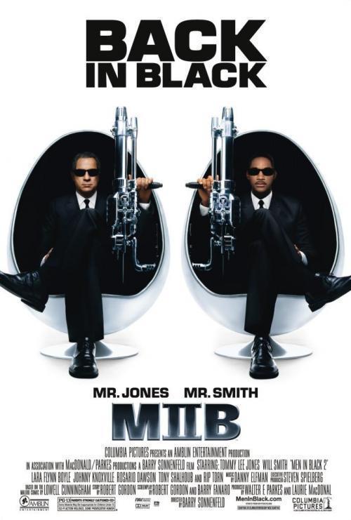 Foto Men in Black II Film, Serial, Recensione, Cinema