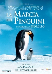 Foto La Marcia dei Pinguini Film, Serial, Recensione, Cinema