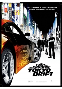 Foto The Fast and the Furious: Tokyo Drift Film, Serial, Recensione, Cinema
