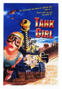 Foto Tank Girl  Film, Serial, Recensione, Cinema