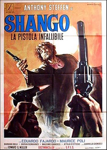 Foto Shango, la Pistola Infallibile Film, Serial, Recensione, Cinema