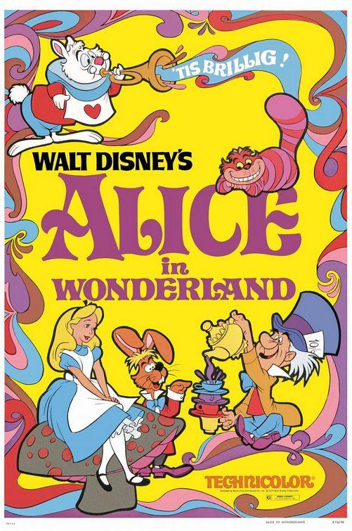 Foto Alice nel paese delle meraviglie  Film, Serial, Recensione, Cinema