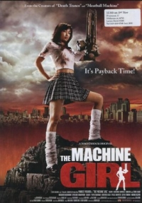 Foto The Machine Girl Film, Serial, Recensione, Cinema