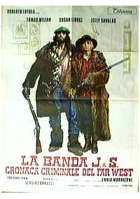 Foto La Banda J. & S. - Cronaca Criminale del Far West Film, Serial, Recensione, Cinema