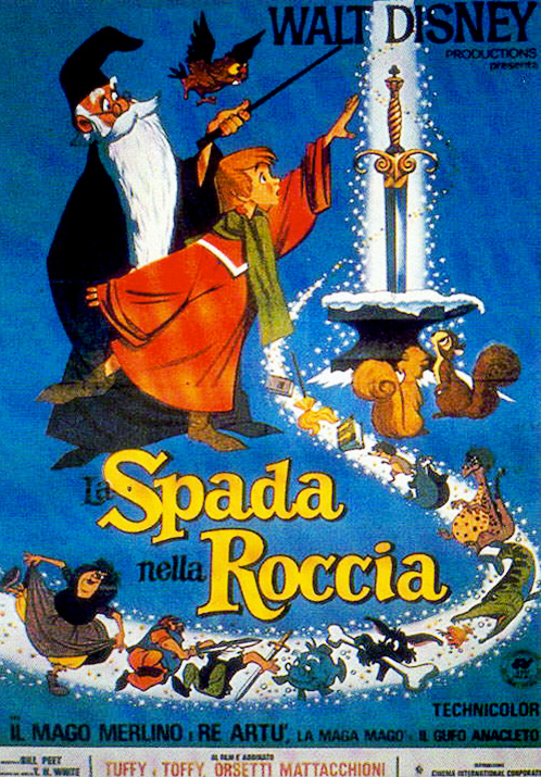 Foto La spada nella roccia  Film, Serial, Recensione, Cinema