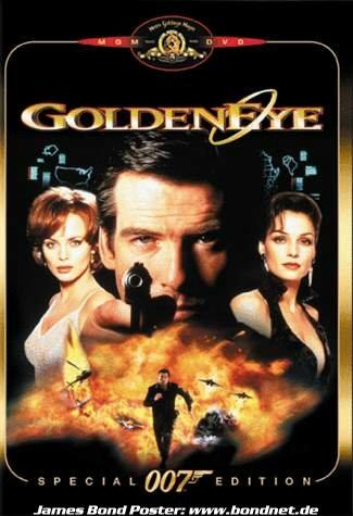 Foto 007 Goldeneye Film, Serial, Recensione, Cinema