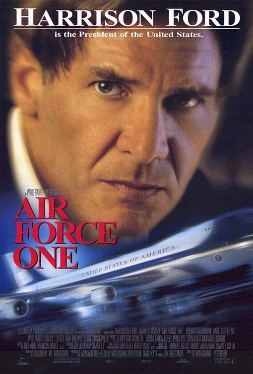 Foto Air Force One Film, Serial, Recensione, Cinema