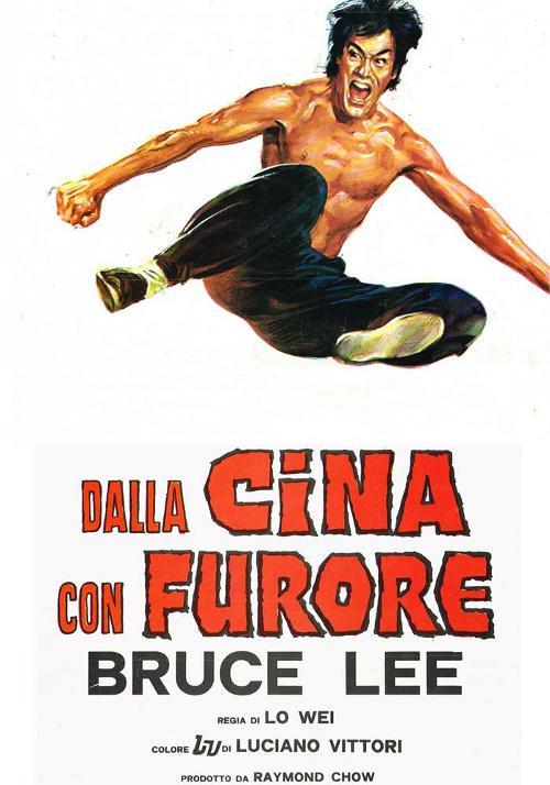 Foto Dalla Cina con furore  Film, Serial, Recensione, Cinema