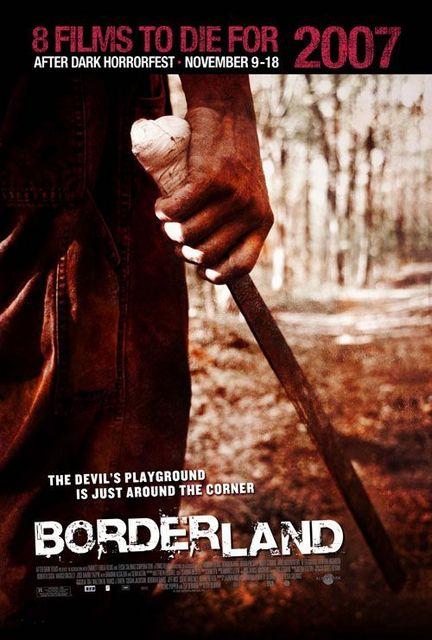 Foto Borderland - Linea di confine Film, Serial, Recensione, Cinema