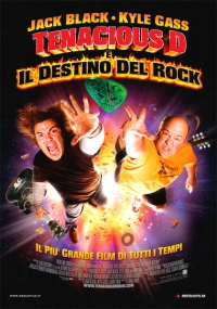 Foto Tenacious D e il destino del rock Film, Serial, Recensione, Cinema
