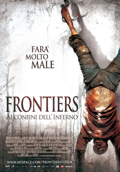 Foto Frontiers - Ai confini dell'inferno Film, Serial, Recensione, Cinema
