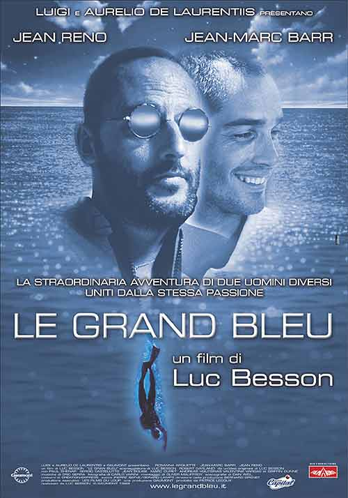 Foto Le grand bleu Film, Serial, Recensione, Cinema