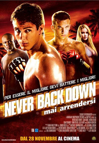 Never Back Down - Film, Trama, Recensione, Commenti, Trailer