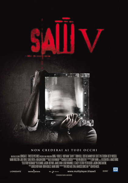 Foto Saw V Film, Serial, Recensione, Cinema