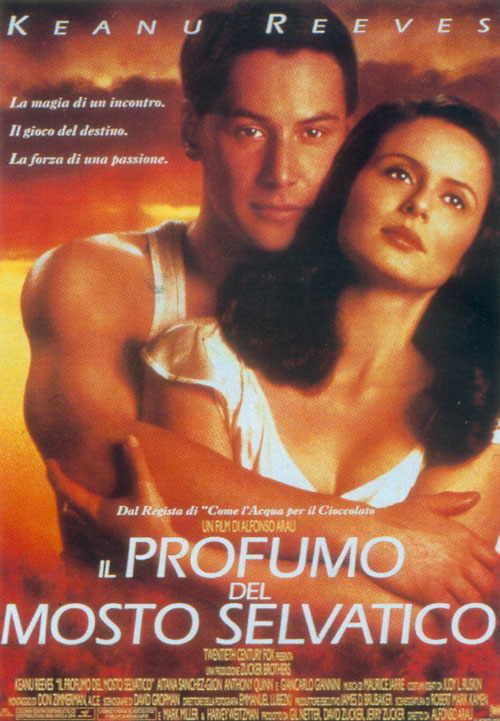 Selvatico Il Profumo Mosto Del FilmTramaRecensioneCommenti j3A5RL4