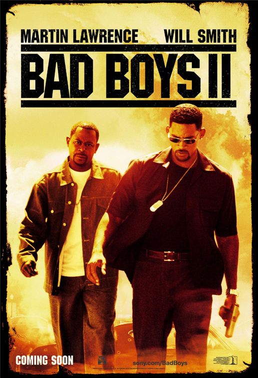 Foto Bad Boys II Film, Serial, Recensione, Cinema
